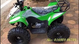 Tây Trung | Test nhẹ ATV 70cc cho các bé tầm 10-16 tuổi