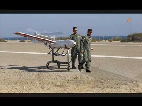 Iran tests suicide drone in military drill