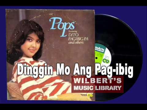 Pops Fernandez - Dinggin Mo Ang Pag-ibig