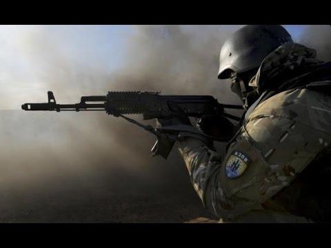 Operation Fearless Guardian - US troops in east Ukraine training fascists
