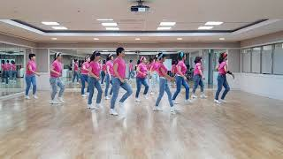 Cowboy Yodel Line Dance (Beginner Level)