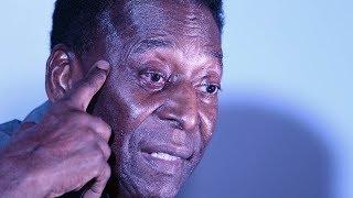 Triste o que aconteceu com o Pelé