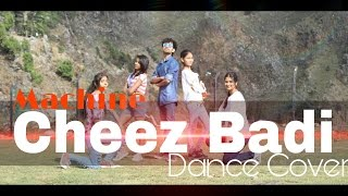 download lagu Tu Cheez Badi Hai Mast Mast  Machine  gratis
