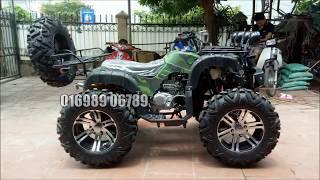 Tây Trung   ATV địa hình 150cc số tự động Giá 26tr500