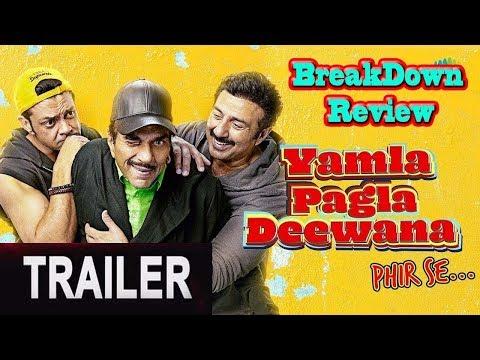 Yamla Pagla Deewana Phir Se | Trailer BREAKDOWN | Dharmendra | Sunny Deol | Bobby Deol