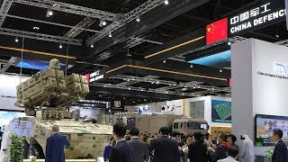 Chinese military technology grabs spotlight in Abu Dhabi