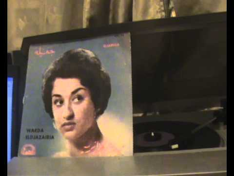 warda el djazairia chante djamila version studio exclusivity by apollon1965
