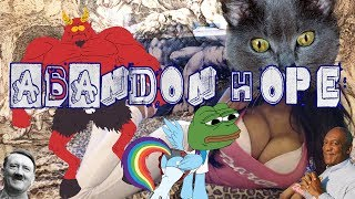 ABANDON HOPE - SEX WHILE BREASTFEEDING? - SERIAL CAT KILLER - TODD STARNES IS A RETARD - & MORE
