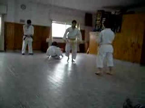tecnicas de defensa personal de karate do