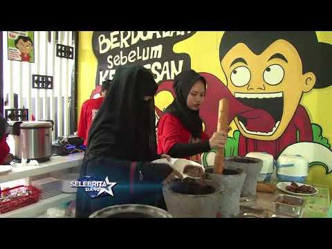 Bisnis Kuliner, Umi Pipik Turun Sendiri Melayani Pembeli | Selebrita Siang