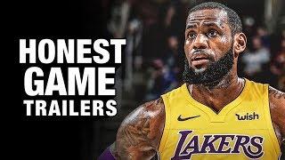NBA 2K19 (Honest Game Trailers)