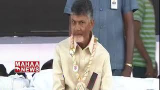GN Narayana Rao: We Are Ready To Work With AP CM | Dharma Poratam Deeksha@ Vijayawada