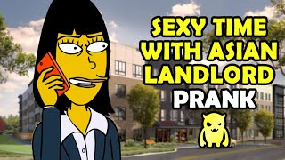 Sexy Time With Asian Landlord Prank - Ownage Pranks