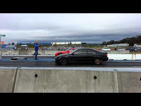 Fd rx7 vs. Eg civic gsr turbo