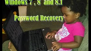Windows Password Recovery : Hiren Boot cd