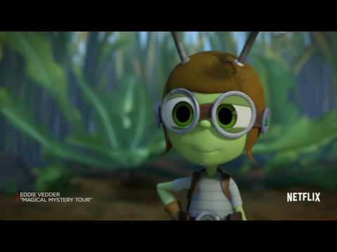 "Beat Bugs - ""Magical Mystery Tour"" - Netflix"