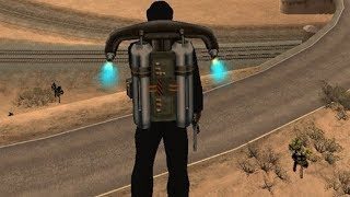 Jetpack Game Code? - GTA 5 Easter Egg / Chiliad Mystery