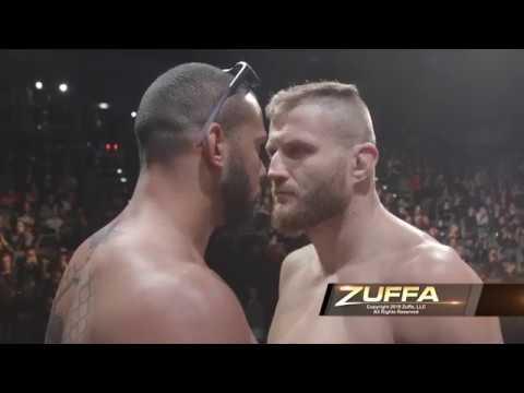 UFC Прага: Церемония взвешивания