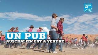 Musique Un pub australien est à vendre en plein désert