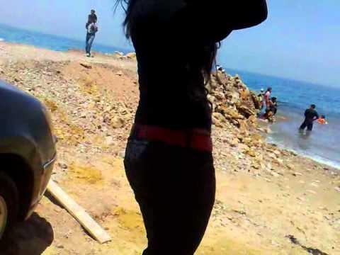 رقص مصري  شعبي على البحر ساره
