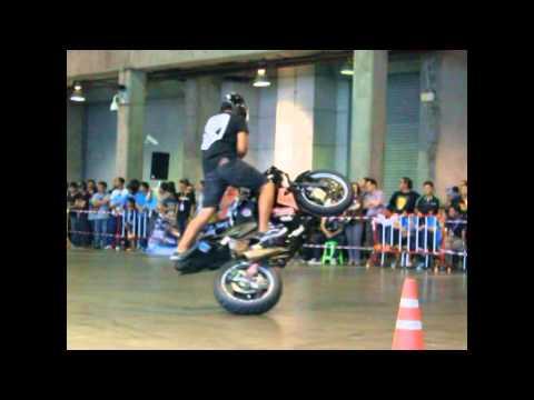 Big bike MMG 2014 [Motor Show Motor Stunt Grand Prix 2014 ]