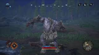 Don't even think werewolf gameplay victory