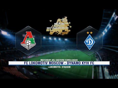 2 season   EE   MatchDay 7  Lokomotiv Moscow - Dynamo Kyiv   Review