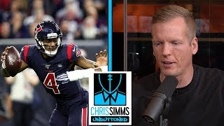 NFL Week 13 Game Review: Patriots vs. Texans | Chris Simms Unbuttoned | NBC Sports