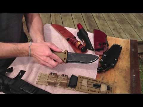Ka-Bar Becker BK2 Companion Knife - The Outdoor Gear Review