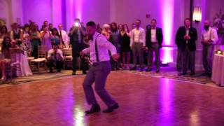 [Son Tributes his Mom during Mother Son Dance] Video