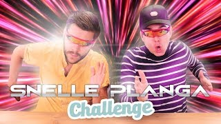 SNELLE PLANGA CHALLENGE!