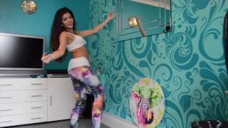 Asena Ritm Solo Belly Dance Practise By Farrah