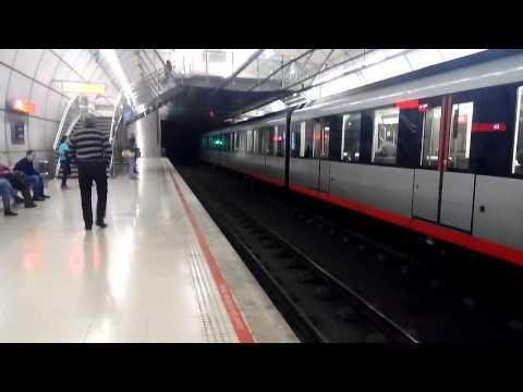 Metro Bilbao Ariz: cruce entre la 605 y 602