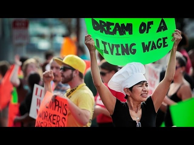 Living Wage: The Organizing Principle of Left Wing Politics