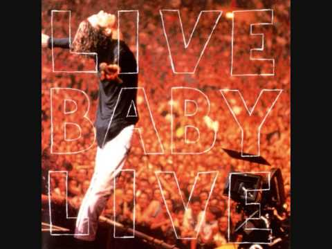 INXS - Live Baby Live - He's got no pants on