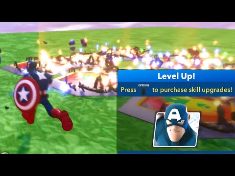 Disney Infinity 2.0 - Farming XP Exploit. Fast XP Level 20!
