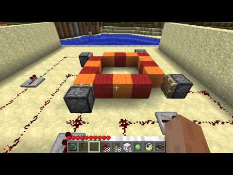 Pistons: A revolution for Redstone Circuitry