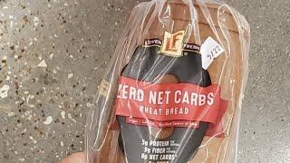 Zero Carb Bread At Aldi's!!!