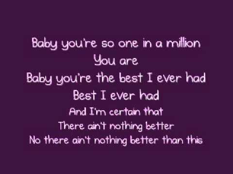 One In A Million - Ne Yo [lyrics On Screen] video