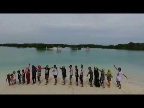 VODA EO Paket Wisata Pulau Pari, kepulauan Seribu, 0857-7100-2233 Bonus Dokumentasi Drone