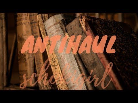 AntiHaul: Diese Bücher möchte ich nicht kaufen & (wahrscheinlich) nicht lesen! | schokigirl