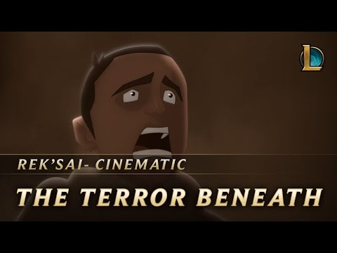 The Terror Beneath
