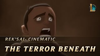 Rek'Sai: The Terror Beneath | New Champion Teaser - League of Legends