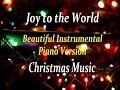 Download Joy to the World - Christmas Songs ♫♫ Beautiful Instrumental Piano Version - by Tom Barabas MP3 song and Music Video