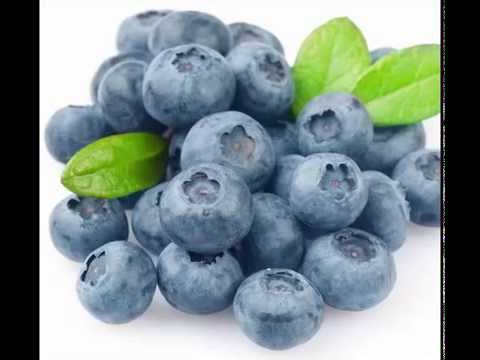 Blueberry Health Benefits