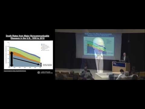 Bert Vogelstein: 2014 Breakthrough Prize in Life Sciences Symposium