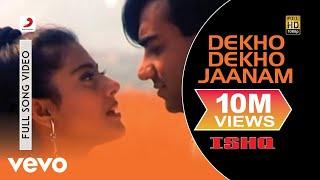 download lagu Ishq - Dekho Dekho Jaanam   Kajol, Ajay gratis