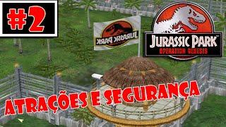 download lagu Jurassic Park Operation Genesis Gameplay/pt-br - Atrações E Segurança gratis