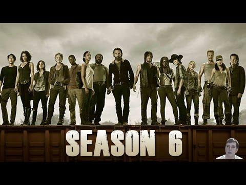 Dead' onstage during AMC's 'The Walking Dead' season 6 fan premiere ...