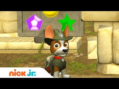 PAW Patrol 'Rescue Run' | Official Game Walkthrough (AD) | Nick Jr.